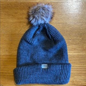 Grey Cougar Winter Beanie